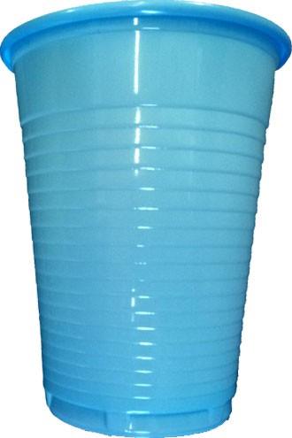 Mundspülbecher babyblau 180 ml (09034-BB)