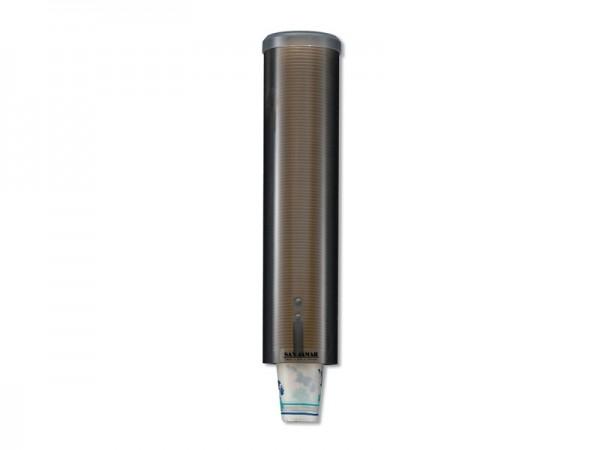 Bronzener Becherspender Wasserbecherspender, für Becher mit Ø70-86 mm Wandmontage (1 Stück)