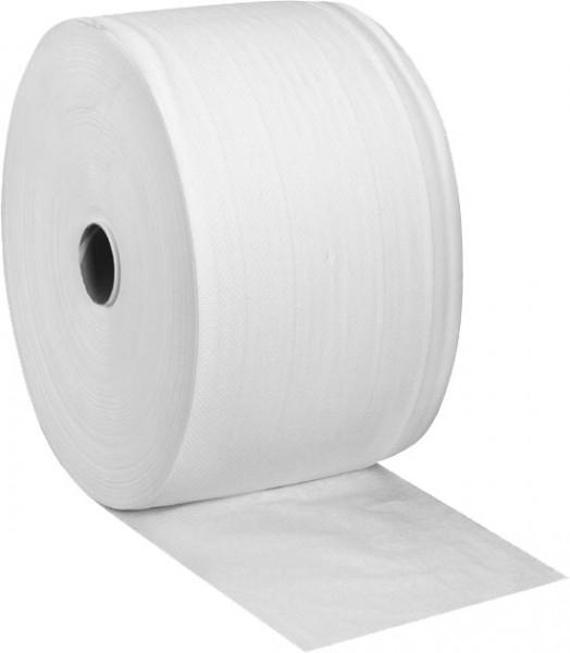 Industriepapierrolle 2-lagig, 22x32,6 cm, hochweiß, 1500 Blatt (2 Rollen)