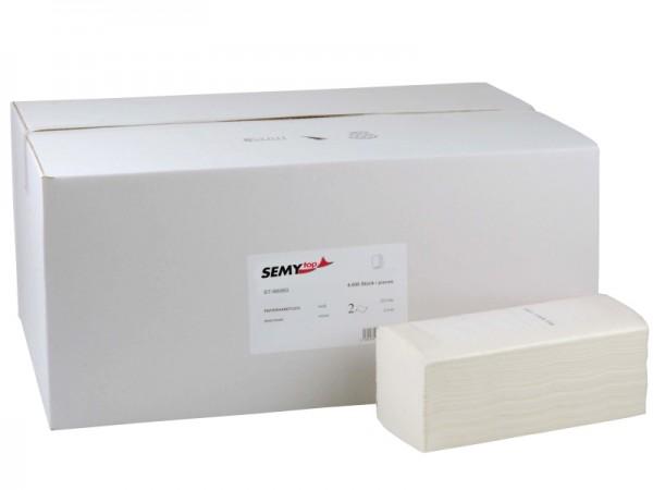 Papierhandtuch 2-lagig weiß (ST-88060)