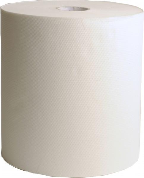 Handtuchrolle mit Spezialkern 2-lagig, 4,2er Kern, 21 cm, 129 m, Ø 19 cm, hochweiß (6 Rollen)