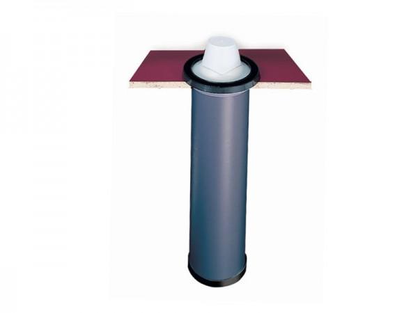 EZ-Fit Suppen Becherspender, Papier, Plastik, Styropor, Ø124-143 mm 572 mm lang Thekeneinbau (1 Stüc