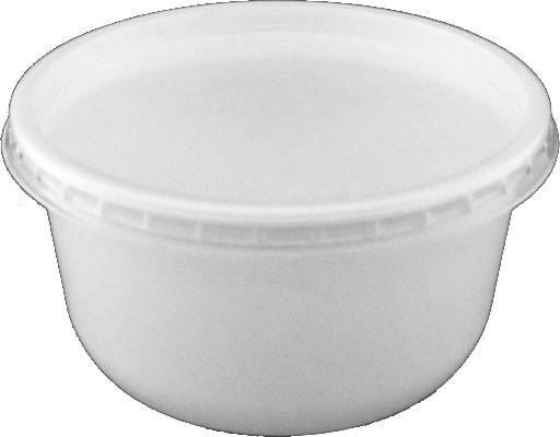 Becher 500 ml weiß (FA99-4100)