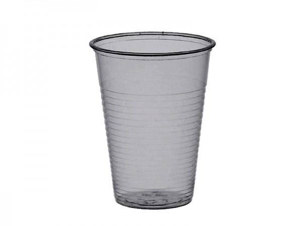 Becher Trinkbecher Mundspülbecher Probierbecher klar 300 ml (25x100 Stk.)