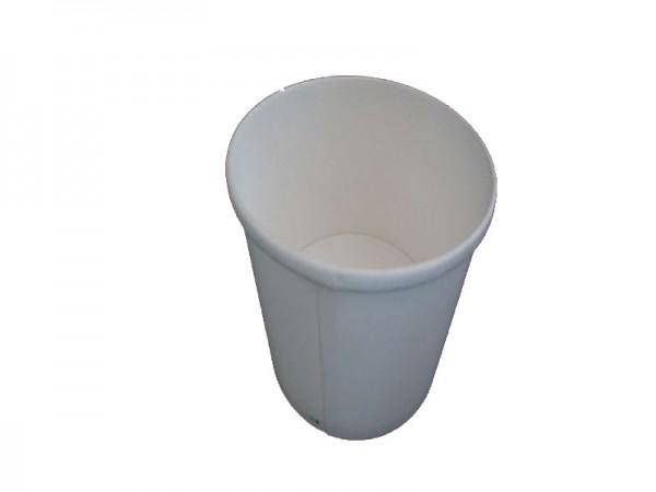 Mischbecher 750ml , 110 mm hoch, Ø 105 mm, weiß (1x1.000 Stk.)