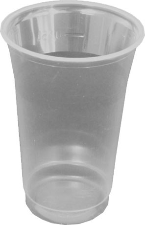 Becher 400 ml klar (296102)
