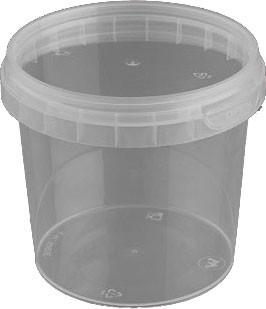 Behälter mit Deckel 350 ml (365D)