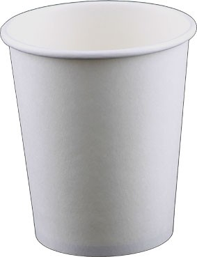 Laborbecher Hartpapier 200 ml weiß (62021)