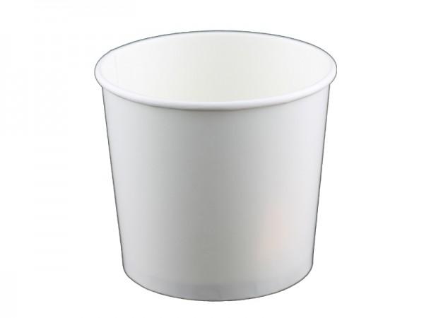 Laborbecher Hartpapier 600 ml weiß (FA66-31035)