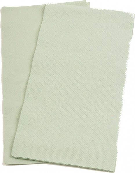 Papierhandtuch 2-lagig grün (HP-99059)