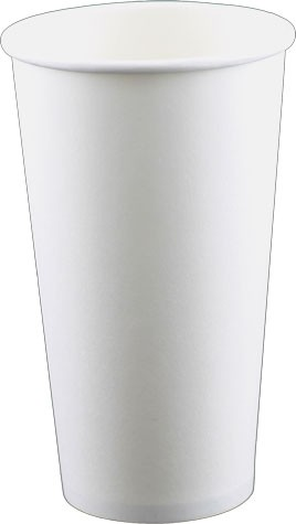 Laborbecher Hartpapier 500 ml weiß (65635)