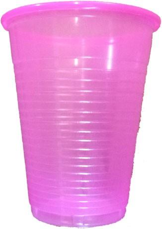 Mundspülbecher pink 180 ml (09034-P)