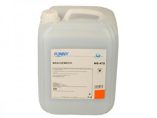 Wäscheweich Waschmittel Flüssigwaschmittel 10 l Kanister (1 Stück)