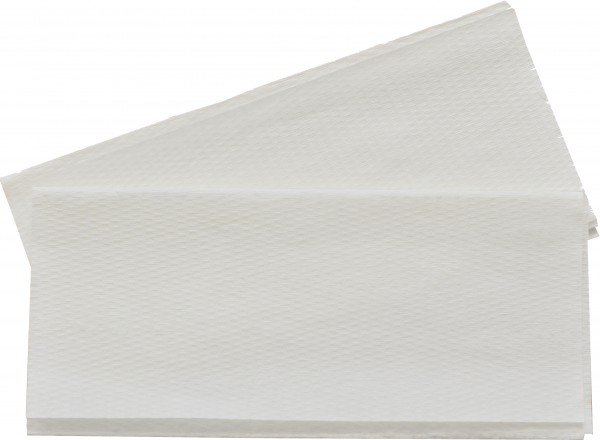 Papierhandtuch 1-lagig hochweiß (AG-057)
