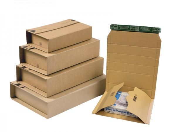 Universal Wickelverpackung für B4 378x295x-80 (20 Stk.)