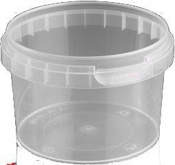 Behälter mit Deckel 250 ml (280D)