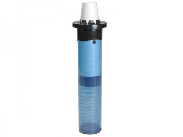 Sentry Universal Becherspender, Papier, Plastik, Styropor Becher mit Ø 79-114 mm, 597 mm lang Theken