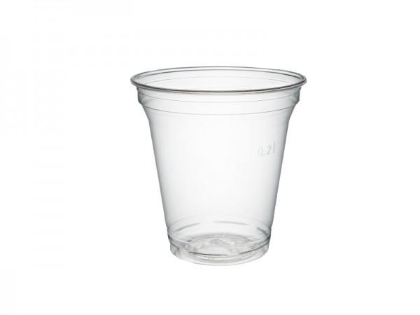 Trinkbecher Mundspülbecher Probenbecher klar 200 ml (16x75 Stk.)