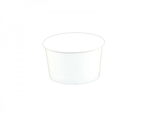 Becher Laborbecher Hartpapierbecher 200 ml 8 oz weiß (1000 Stk.)