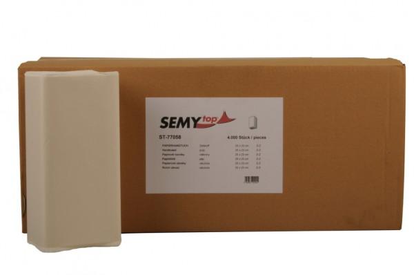 Papierhandtuch 2-lagig hochweiß (ST-77058)