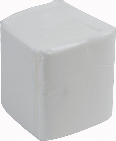 Toilettenpapier Einzelblatt 2-lagig, 11x20,5 cm, hochweiß, (40x225 Blatt)