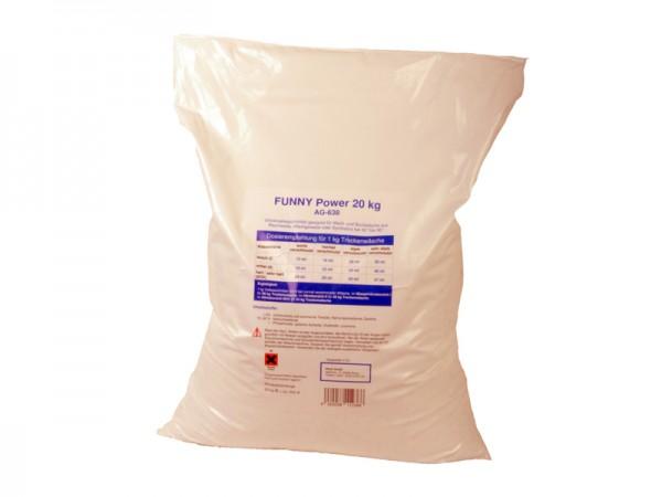 Vollwaschmittel phosphatfrei 20 kg (1 Sack)