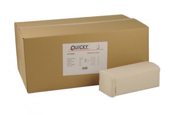 Papierhandtuch 2-lagig hochweiß (HP-99060)