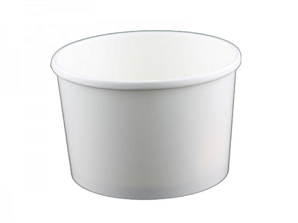 Becher Hartpapierbecher Laborbecher Mischbecher 1100 ml weiß (10x40 Stk.)