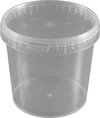 Behälter mit Deckel 500 ml (520D)