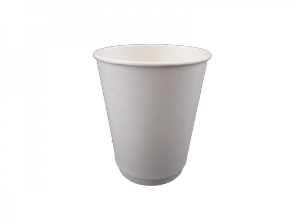 Becher Laborbecher Hartpapierbecher 300 ml weiß (600 Stk.)