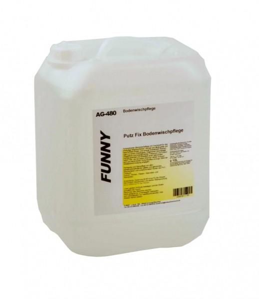 Bodenwischpflege für alle Böden Konzentrat 10 l (1 Kanister)