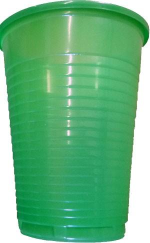 Mundspülbecher grün 180 ml (09034-GO)