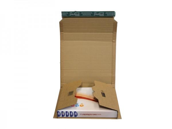 Ordner Versandverpackung für A4 320x290x-80 (20 Stk.)