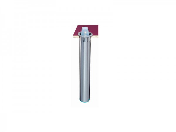 Becherspender für Papier + Kunststoffbecher, vertikaler Einbau, Becher Ø 70-98 mm (1 Stück)