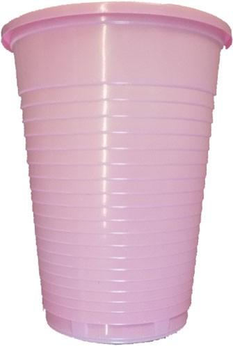 Mundspülbecher babyrosa 180 ml (09034-BR)