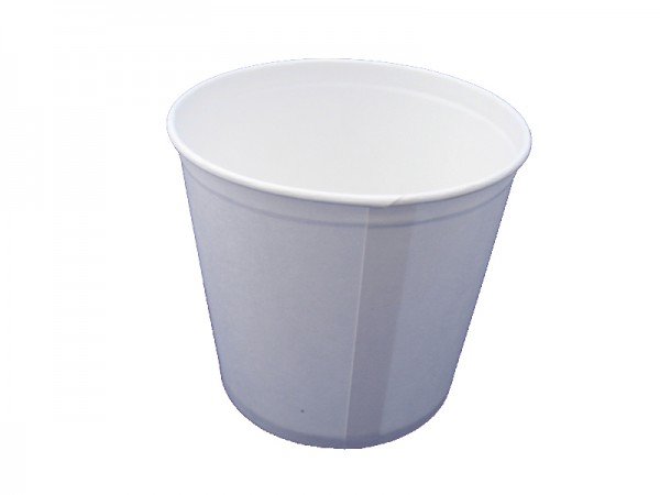 Laborbecher Hartpapierbecher 600 / 660 ml weiß (1.000 Stk.)