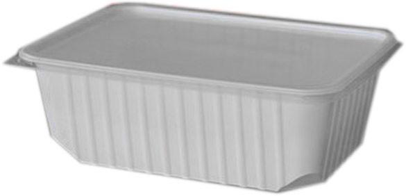 Unibox 500 ml weiß ohne Deckel (500 Stk.)