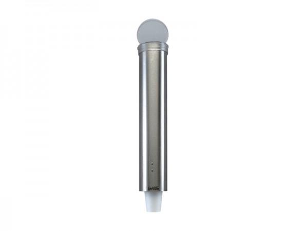 Edelstahl Becherspender Wasserbecherspender,für Becher Ø57-73 mm (1 Stück)